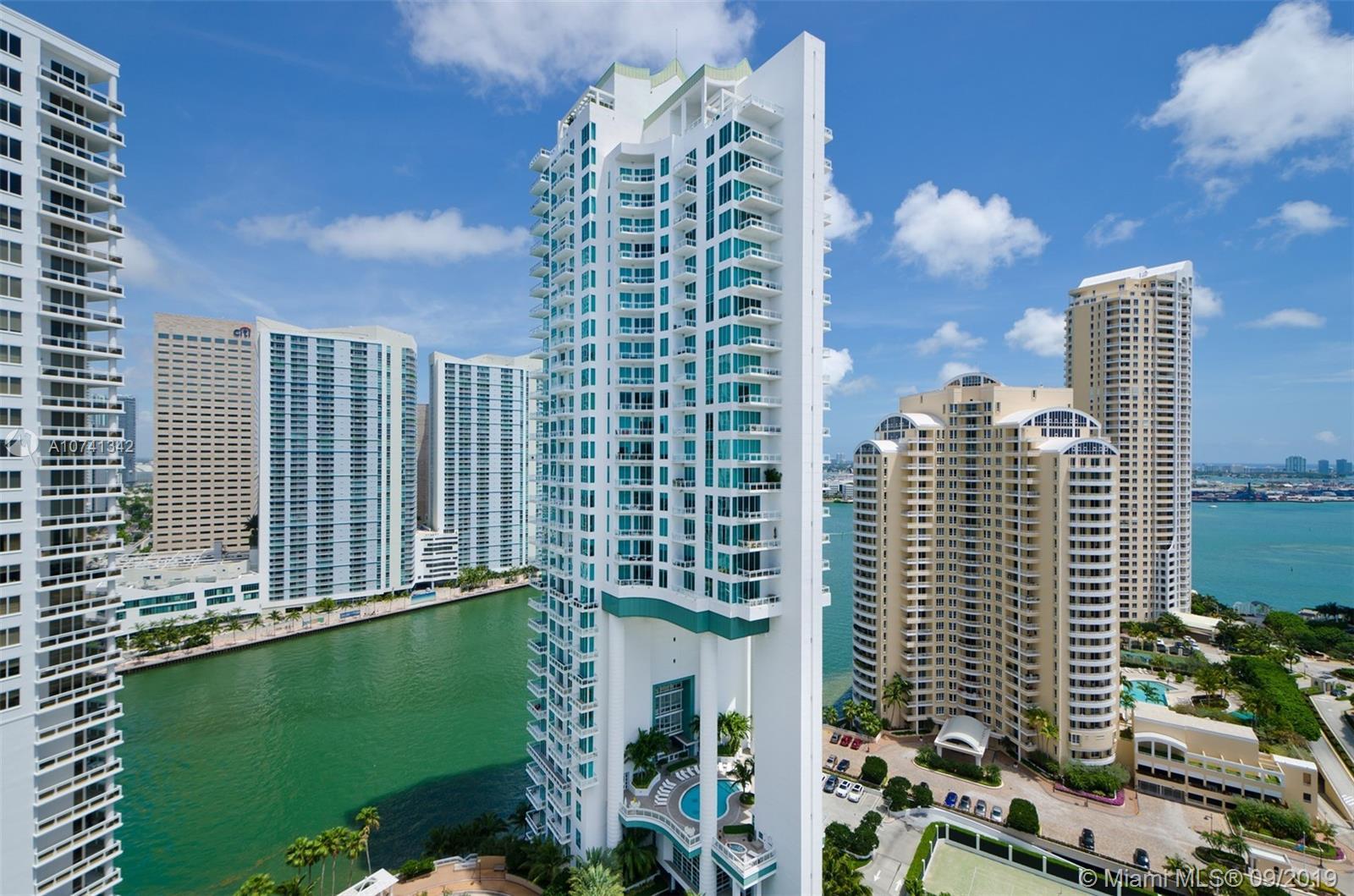 900 Brickell Key Bl #2901, Miami FL 33131