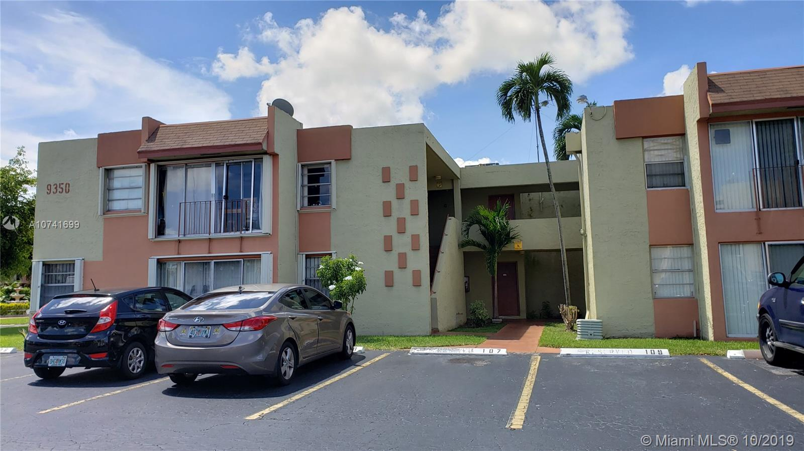 9350 W Flagler St #109A For Sale A10741699, FL