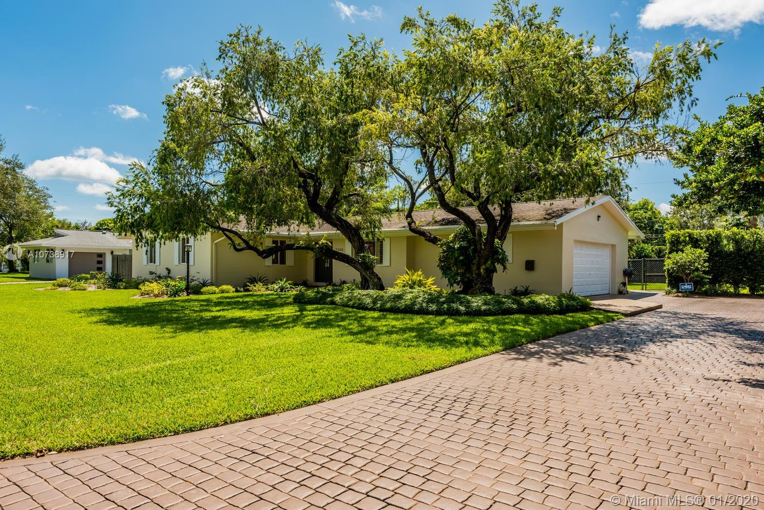 7360 S W 116th St  For Sale A10738917, FL