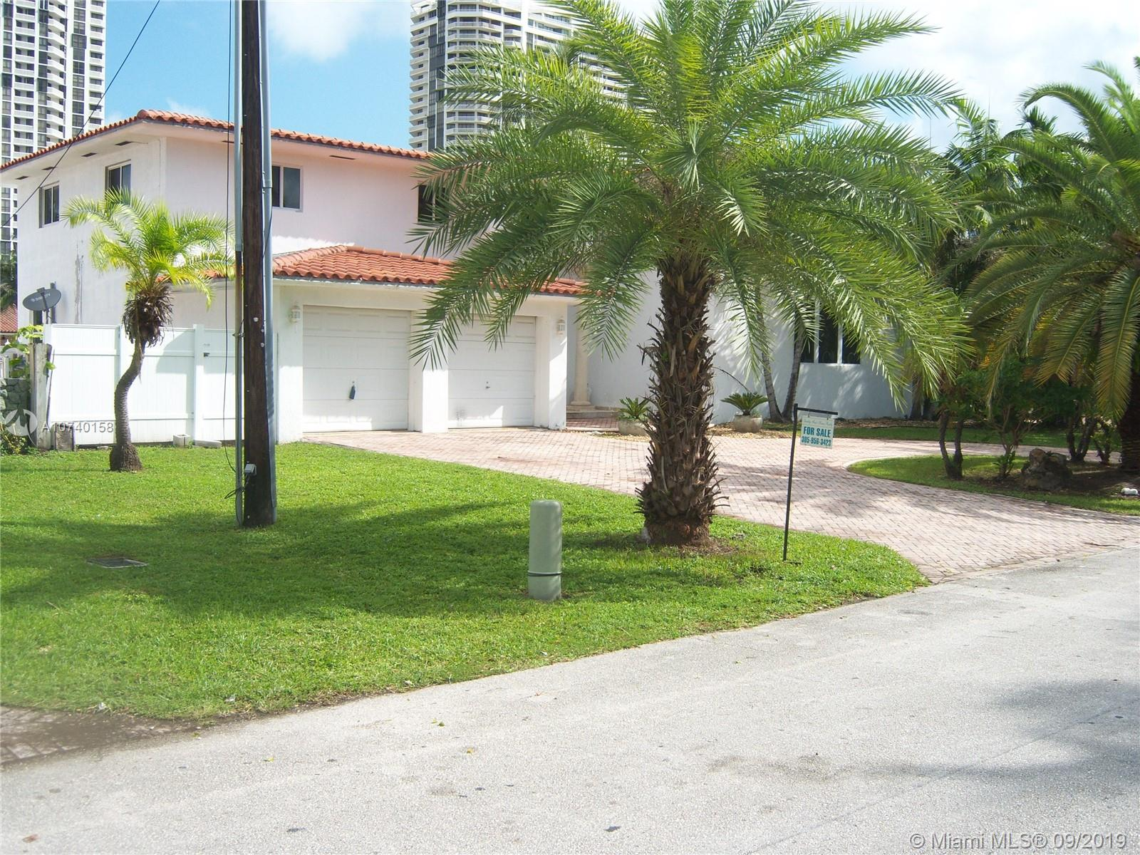 3341 NE 170th St  For Sale A10740158, FL
