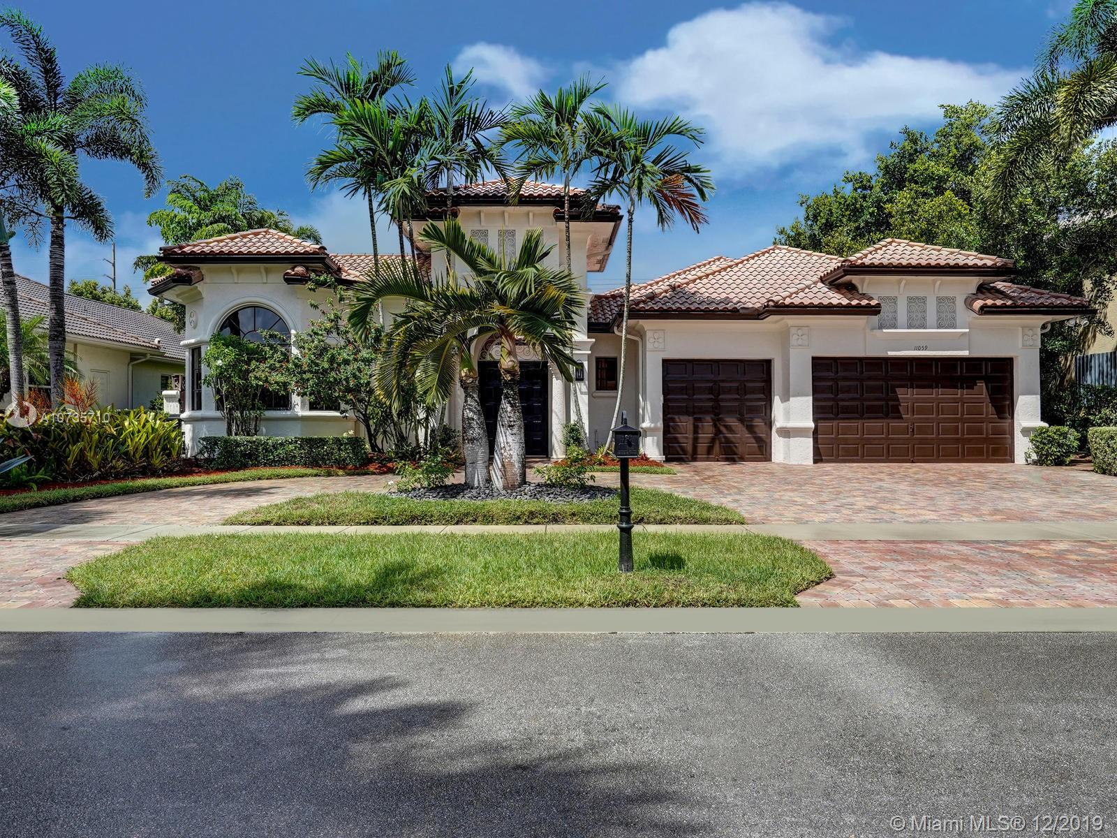 11059 Canary Island Ct, Plantation, FL 33324