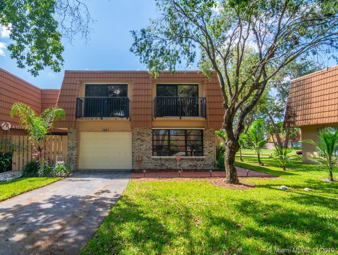 1421 SW 110th Way  For Sale A10741855, FL