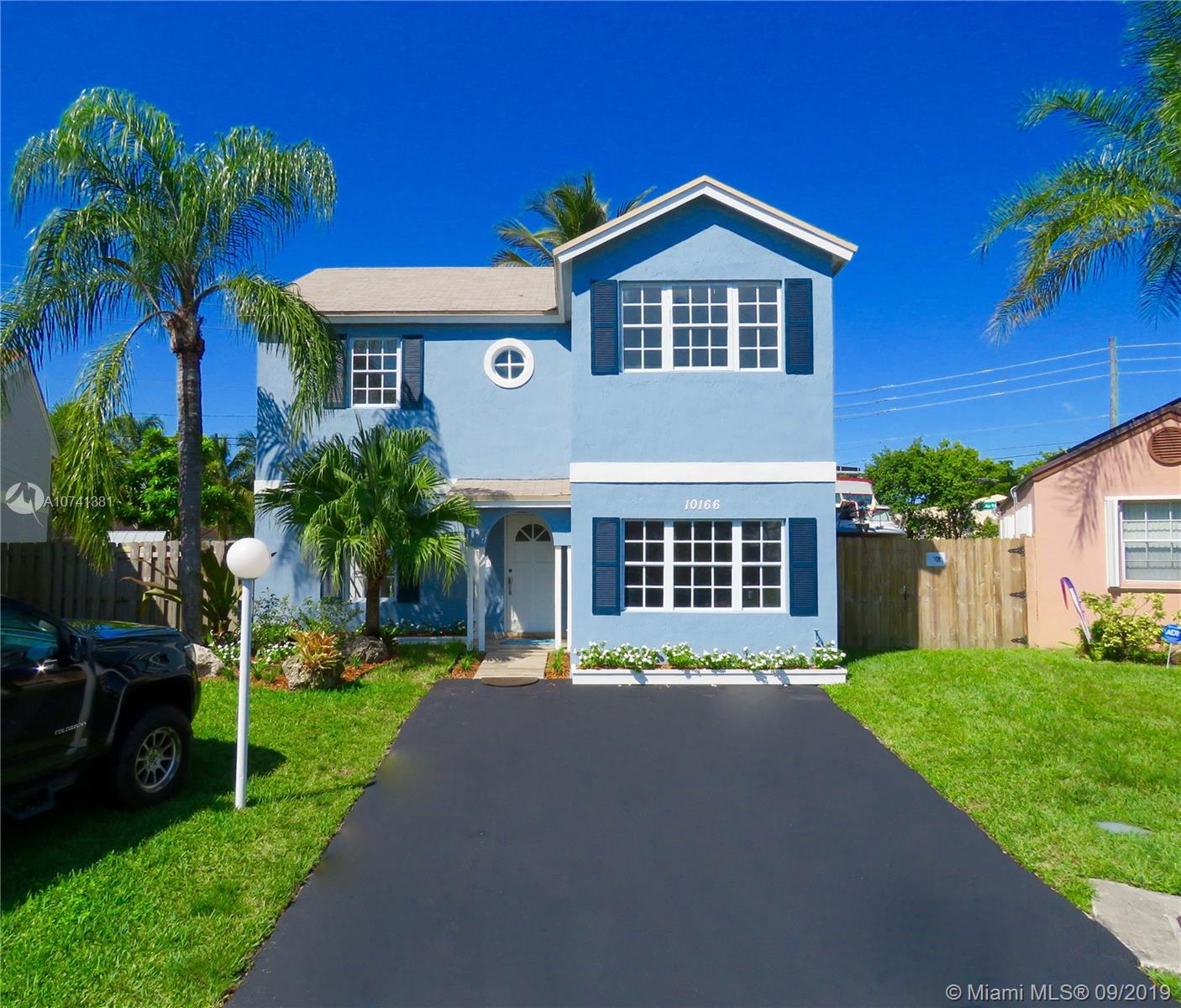 10166 SW 223rd Ter  For Sale A10741381, FL