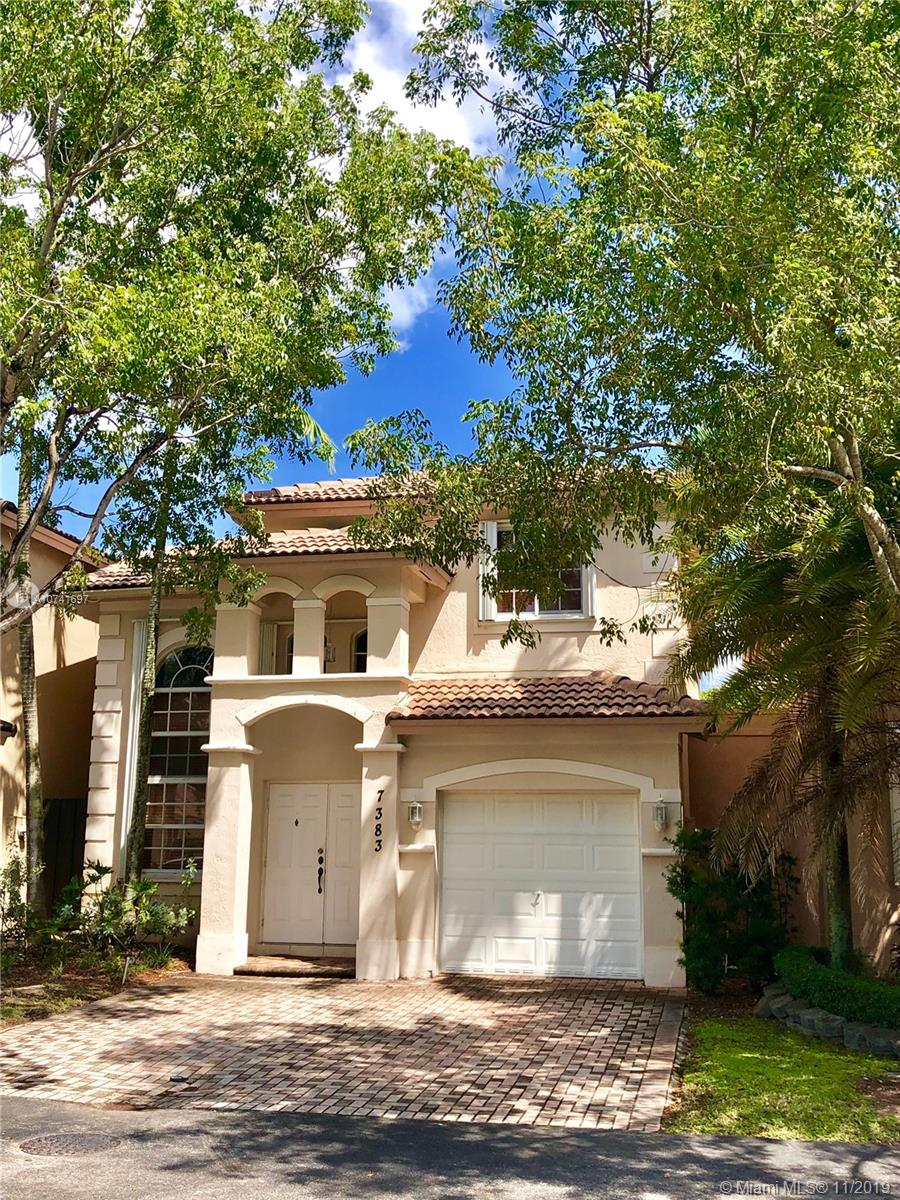 7383 NW 113th Ct  For Sale A10741697, FL