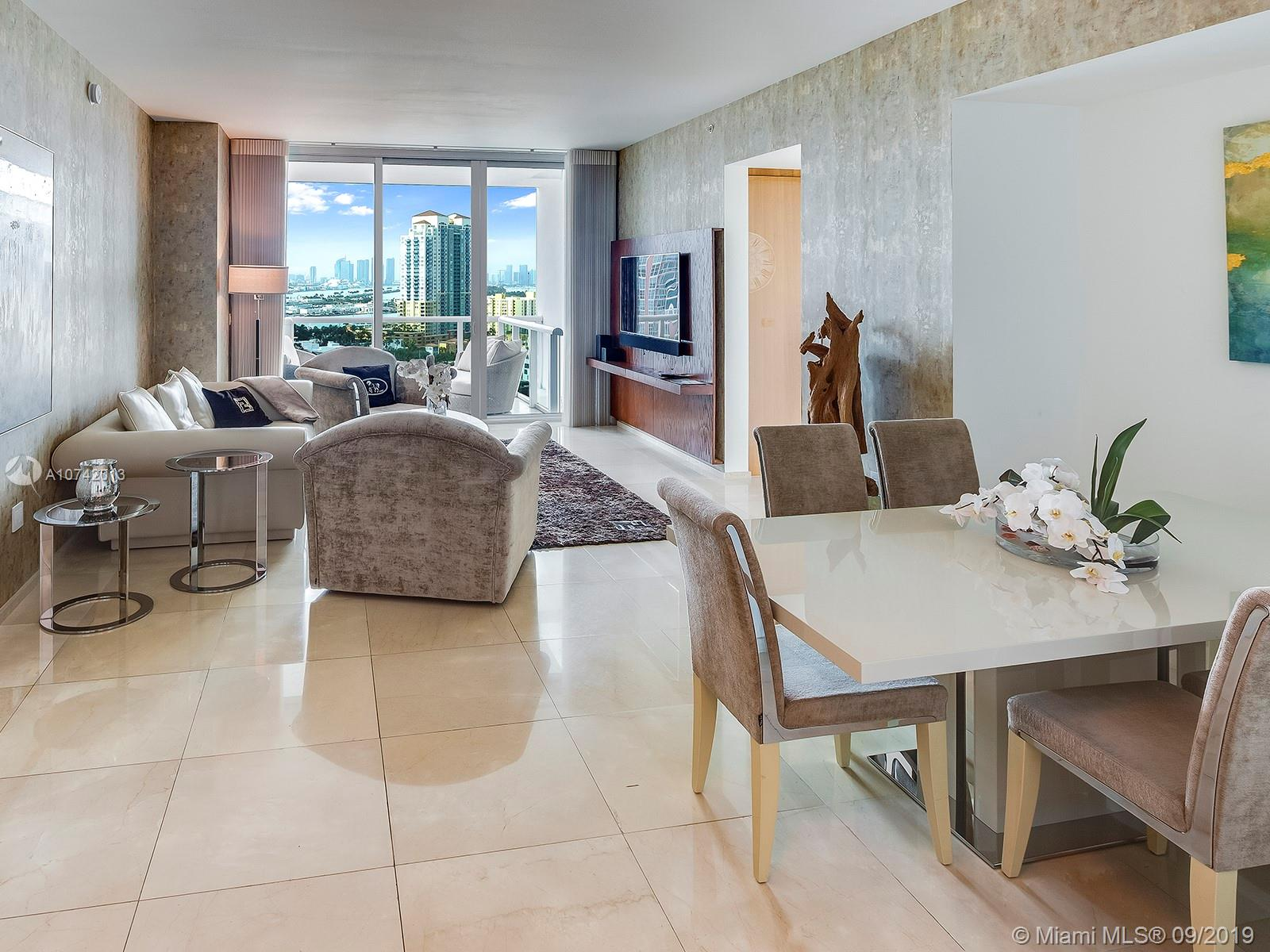 50 S Pointe Dr #1906 For Sale A10742013, FL