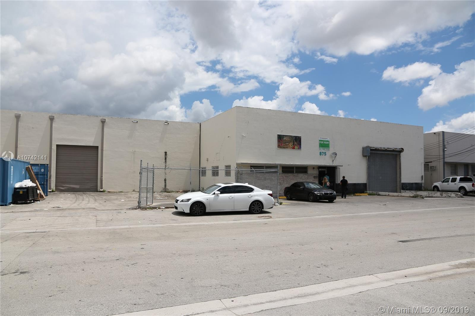 875 W 18th St  For Sale A10742141, FL
