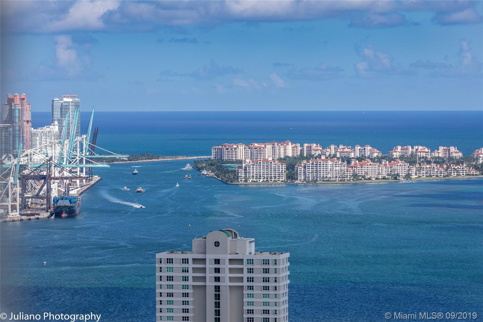 45 SW 9th St #4504 For Sale A10741609, FL
