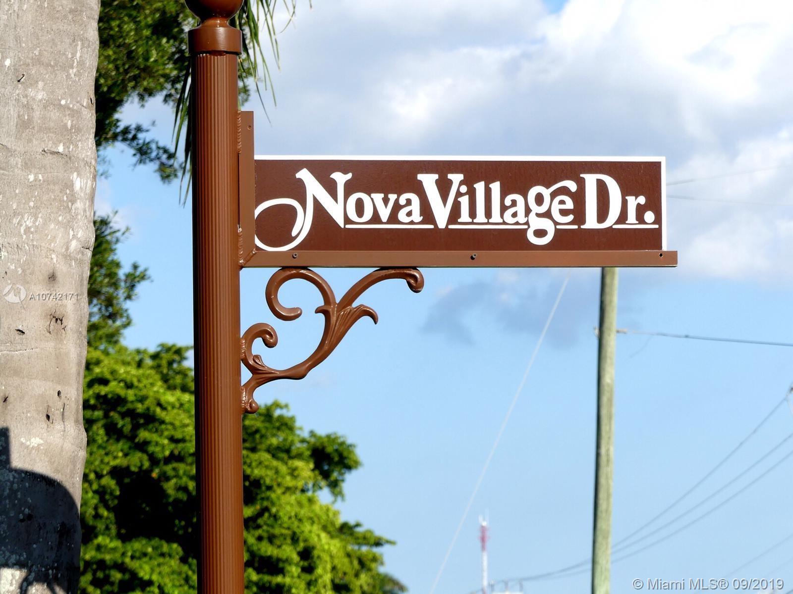 2100  Nova Village Dr  For Sale A10742171, FL