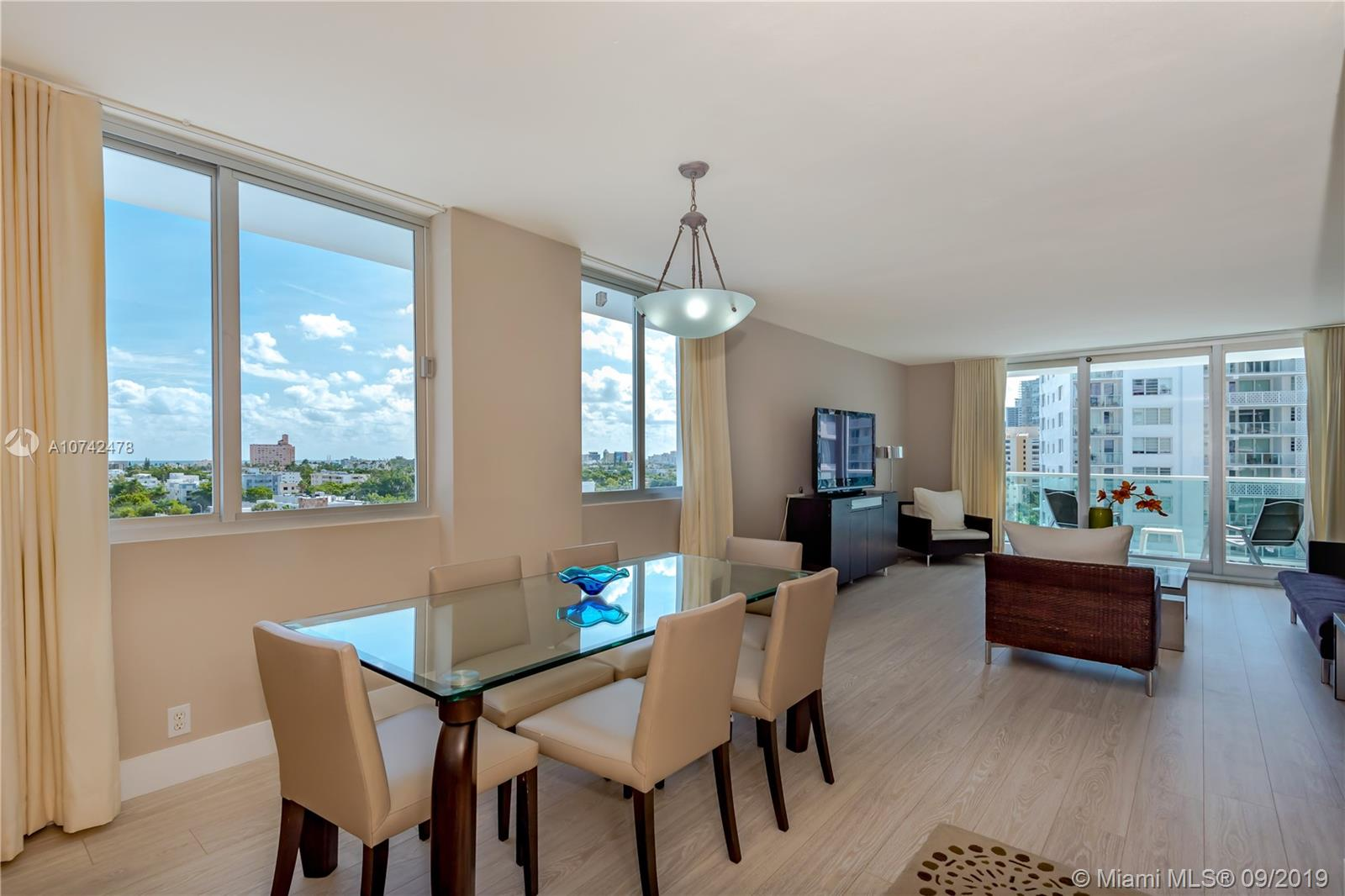 1000  West Ave #802 For Sale A10742478, FL