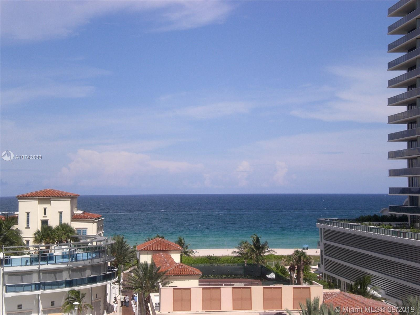 5900  Collins Ave #702 For Sale A10742039, FL