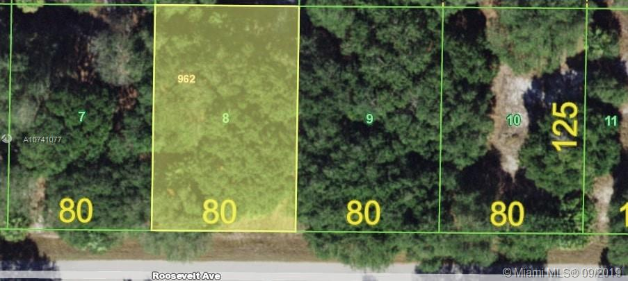 19212 Roosevelt, Other City - In The State Of Florida, FL 33954