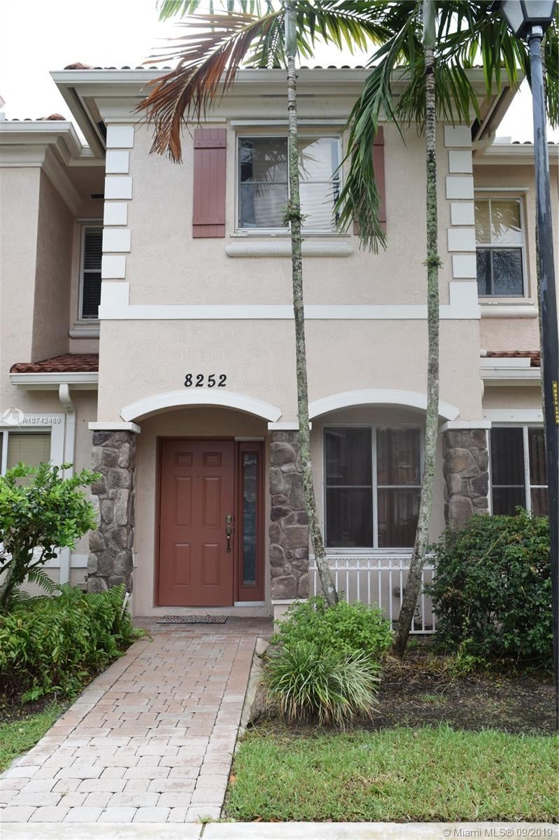 8252 SW 29th St #102 For Sale A10742489, FL
