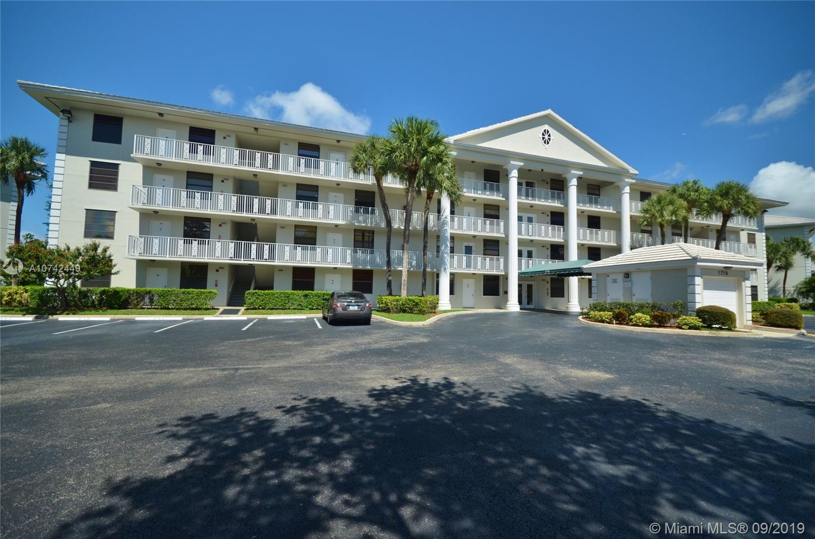 1719  Whitehall Dr #103 For Sale A10742449, FL