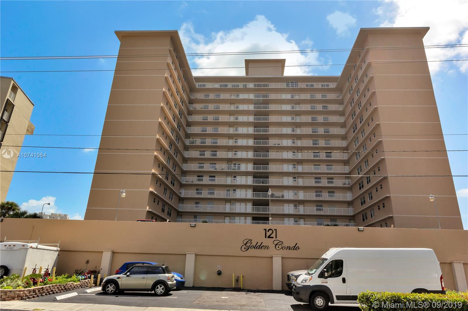 121  Golden Isles Dr #507 For Sale A10741064, FL