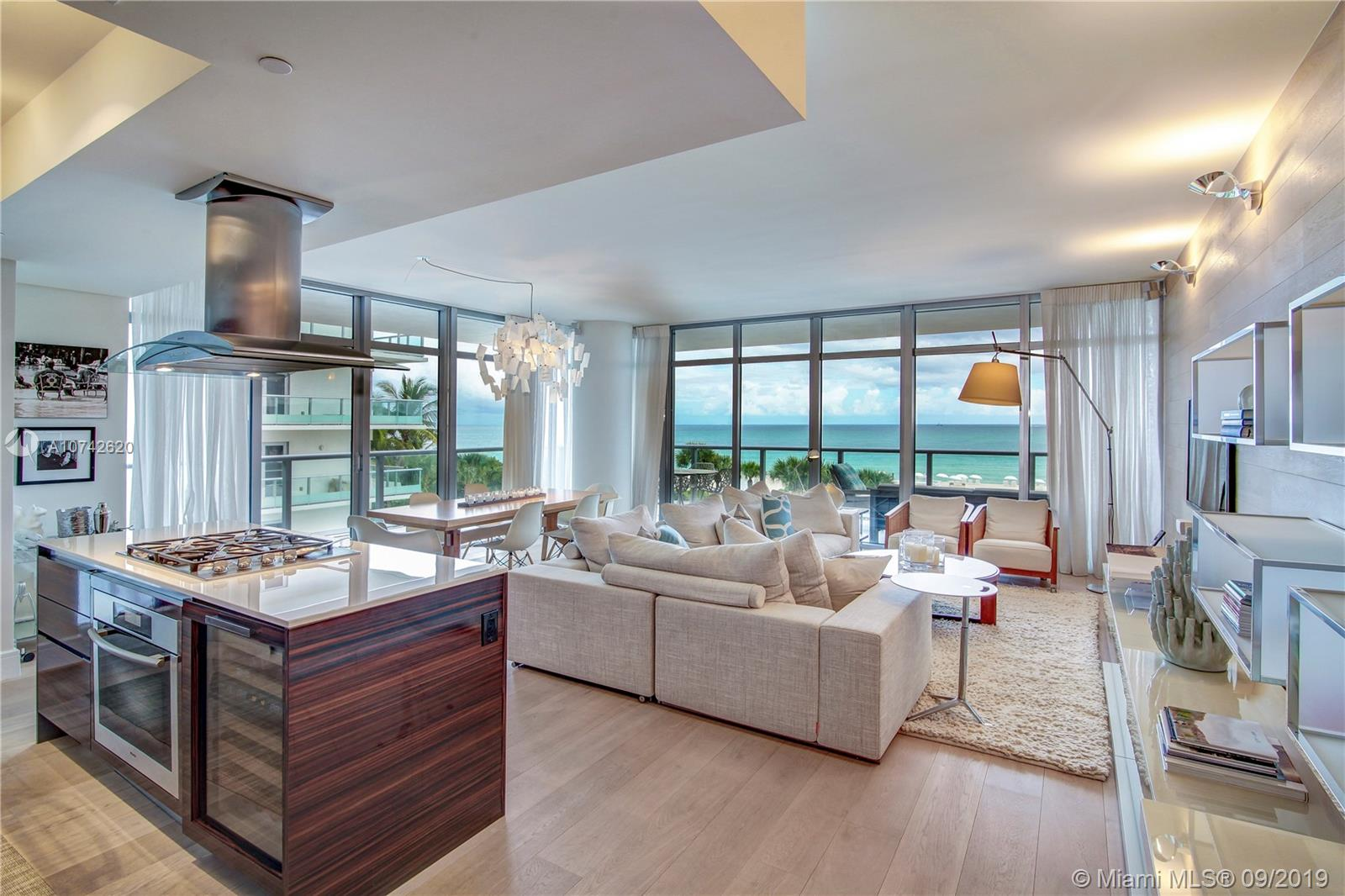3737  Collins Ave #S-401 For Sale A10742620, FL