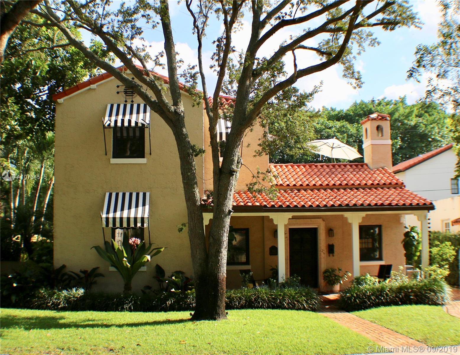 512  Alcazar Ave  For Sale A10734515, FL