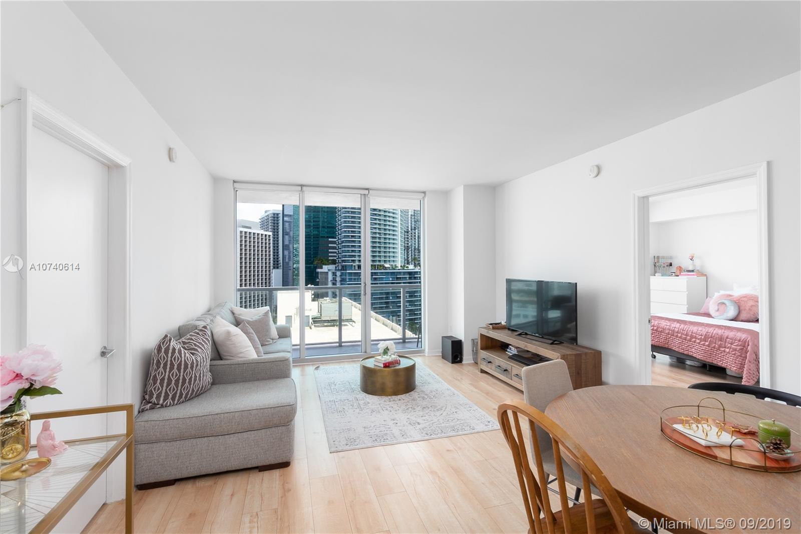 500  Brickell Ave #1705 For Sale A10740614, FL