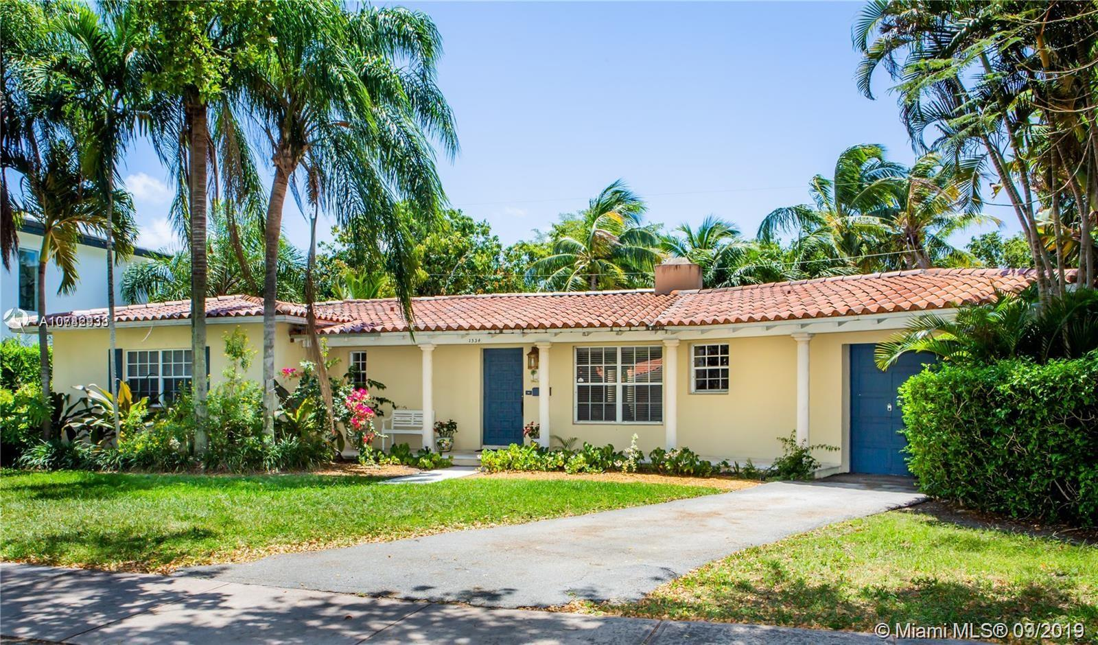 1534  Ancona Ave  For Sale A10742938, FL