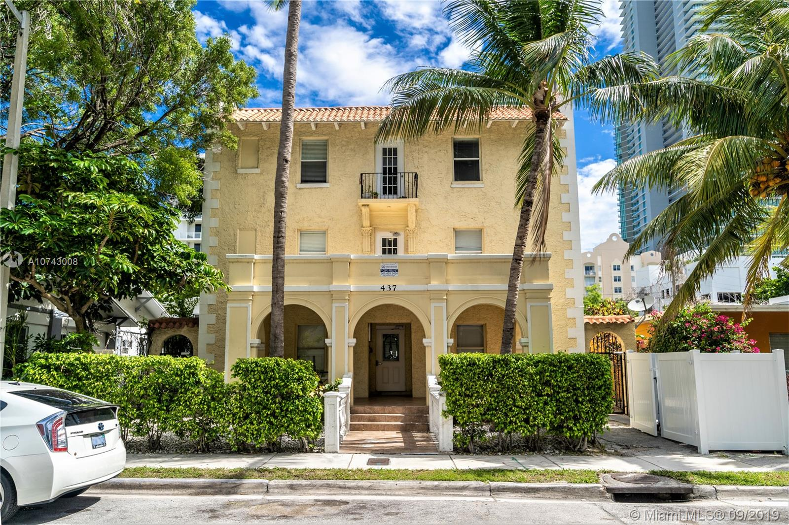 437 N E 29 ST #101 For Sale A10743008, FL