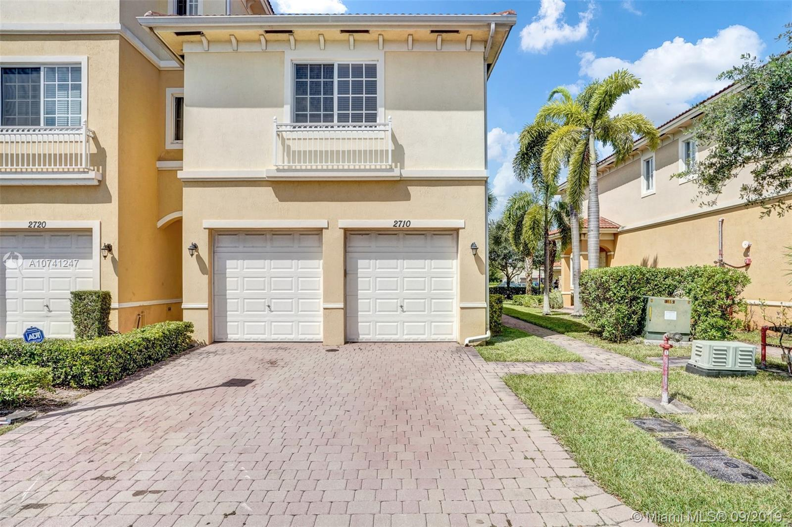 2710 S W 81st Ave #1206 For Sale A10741247, FL