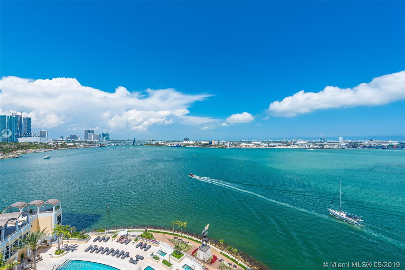 808 Brickell Key Dr 1101, Miami, FL 33131