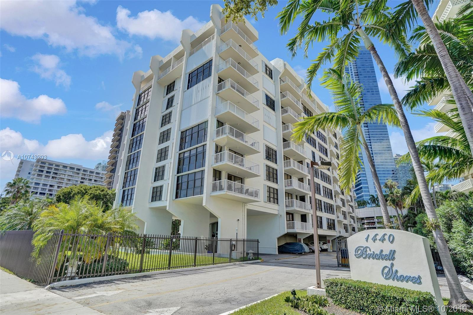 1440  Brickell Bay Dr #905 For Sale A10743203, FL