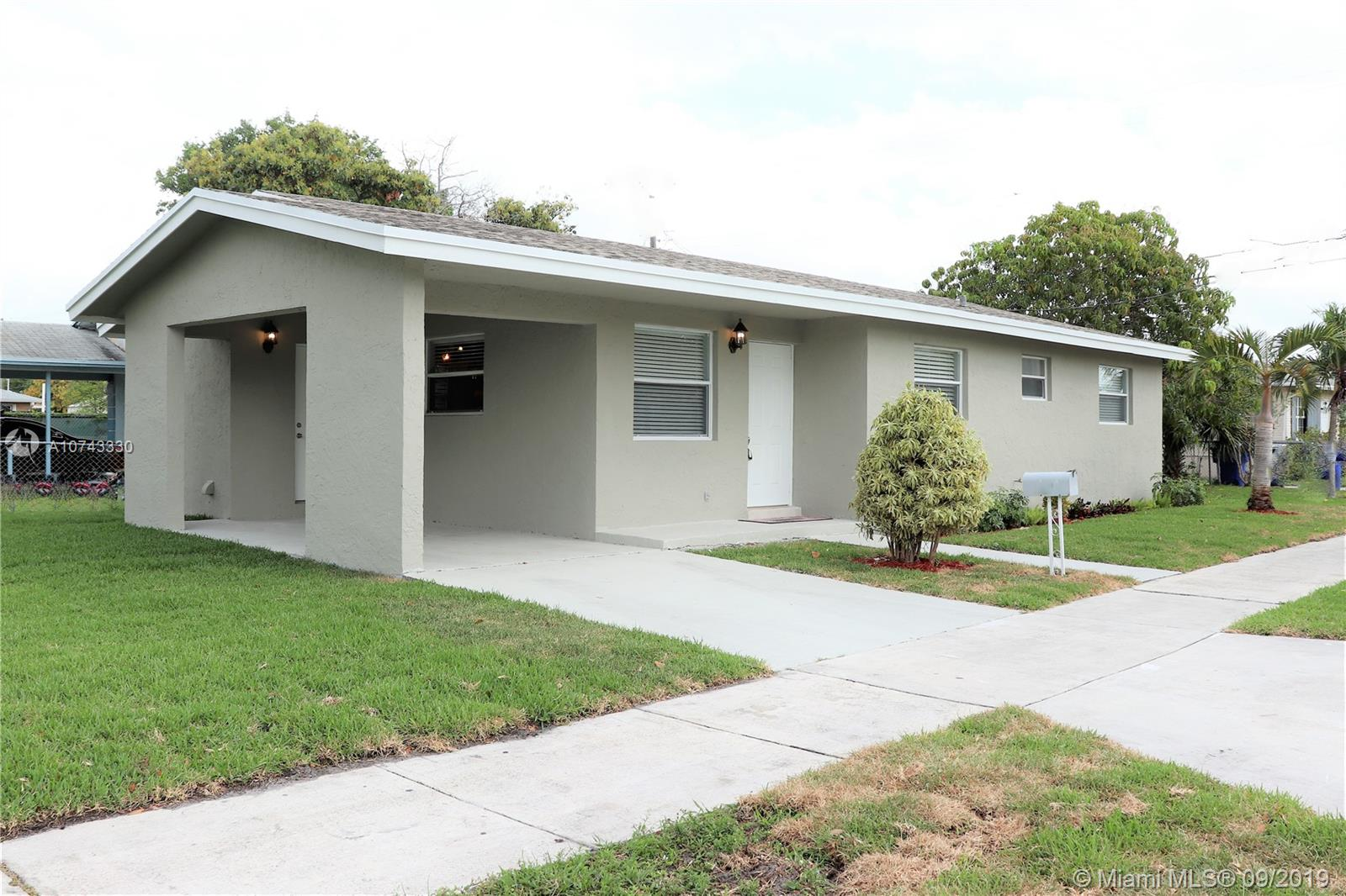 2256  Simms St  For Sale A10743330, FL