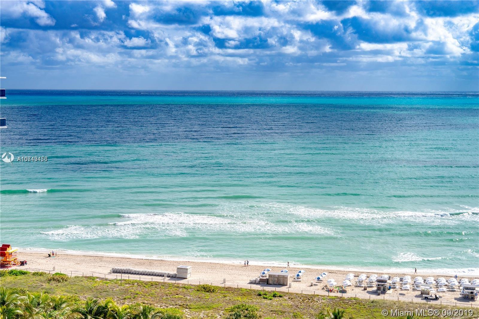 2301  Collins Ave #PH19 For Sale A10743453, FL