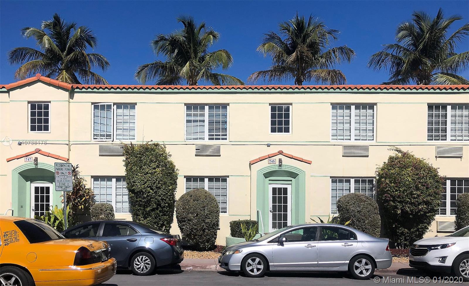 741  15th St #11 For Sale A10738178, FL