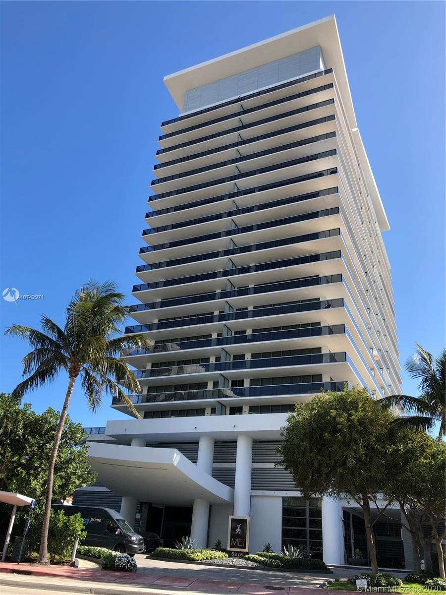 5875  Collins Ave #1605 For Sale A10742971, FL