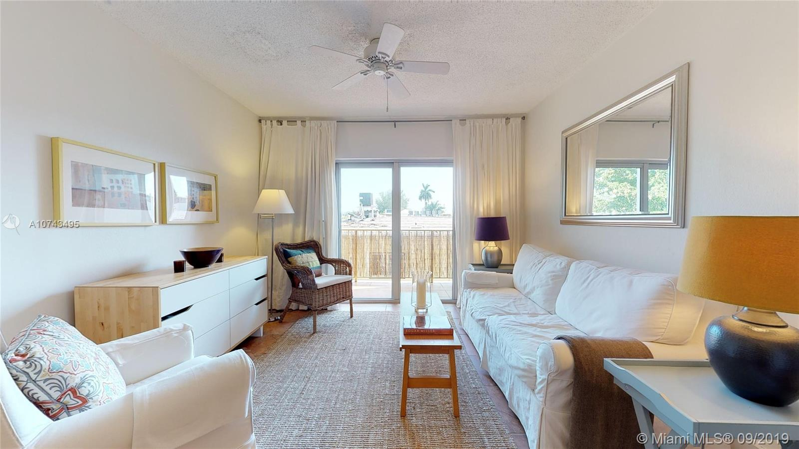 1540  Meridian Ave #3A For Sale A10743495, FL