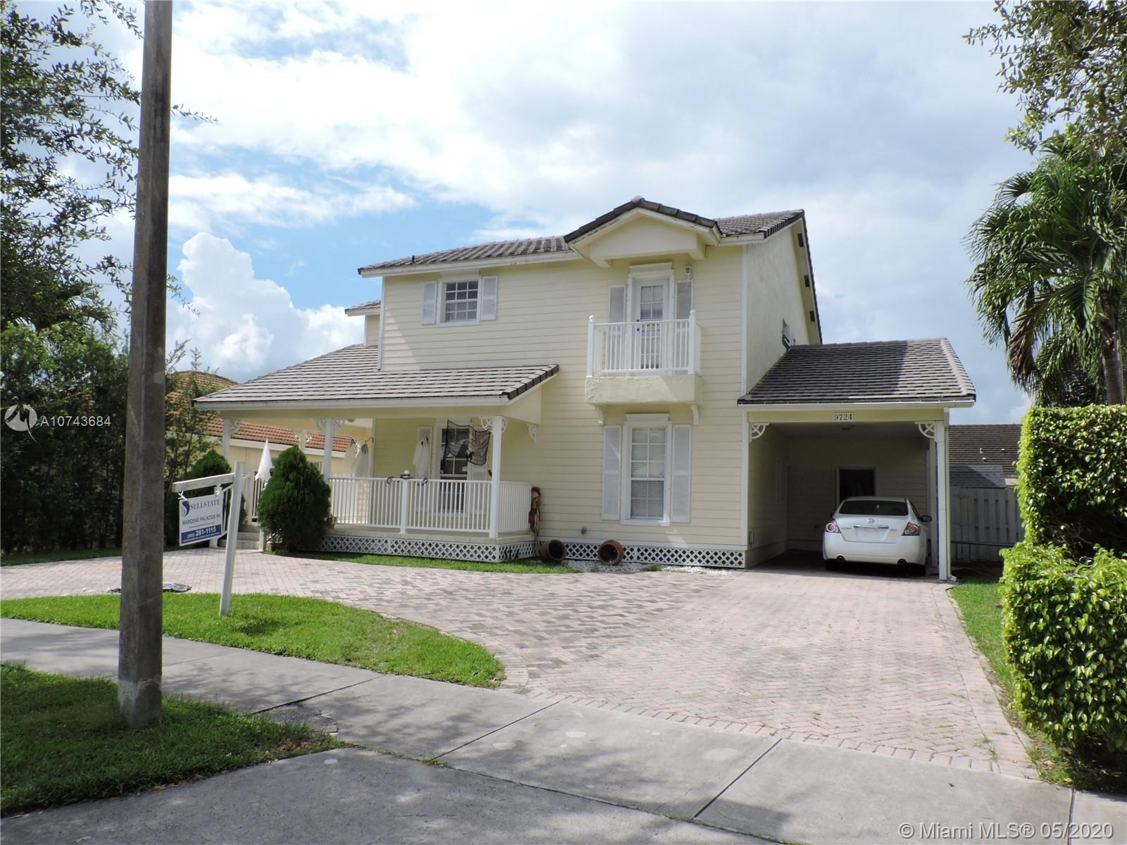9724 SW 161st Ave  For Sale A10743684, FL