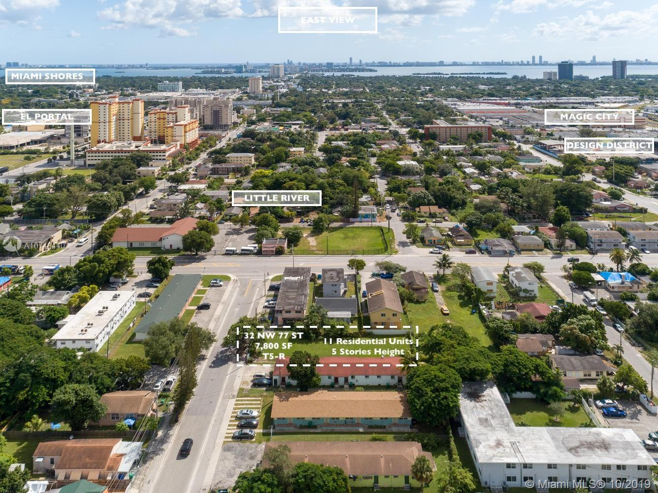 32 NW 77 St  For Sale A10743440, FL