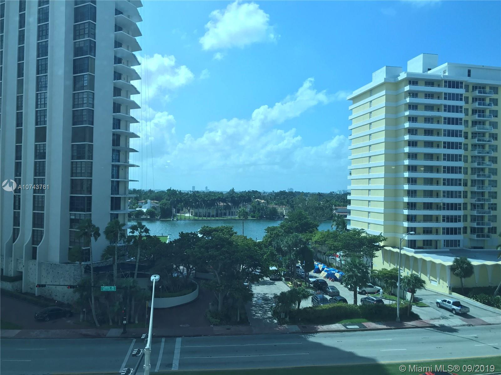 5445  Collins Ave #421 For Sale A10743761, FL