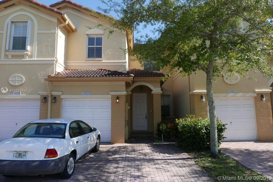 10878 NW 78th Ter #10878 For Sale A10744042, FL