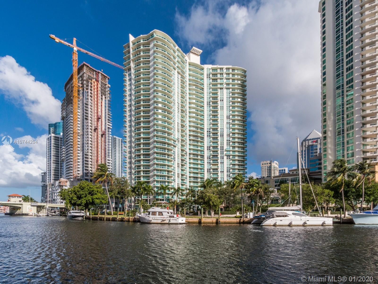 347 N New River Dr E #610 For Sale A10744204, FL