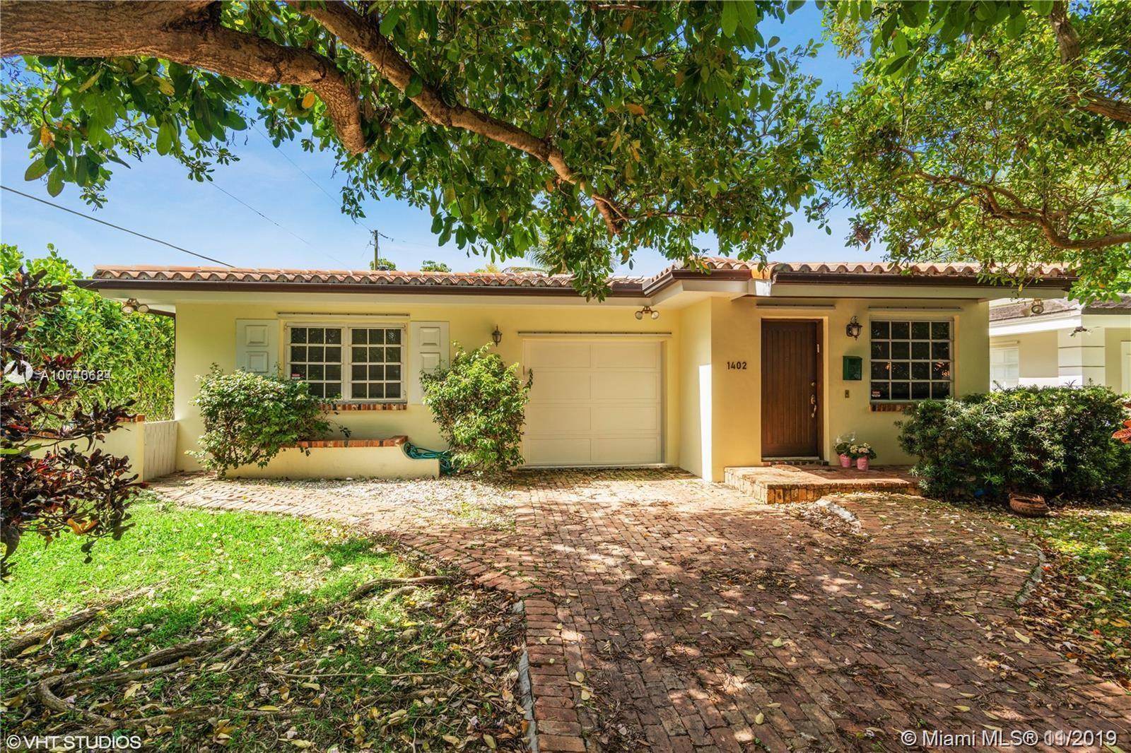 1402  Urbino Ave  For Sale A10743624, FL