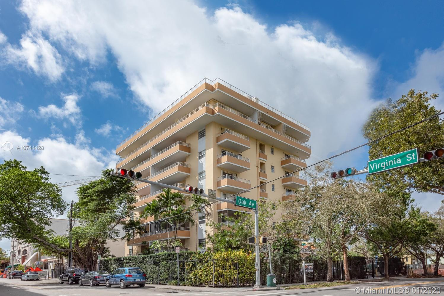 3304  VIRGINIA ST #1A For Sale A10744428, FL