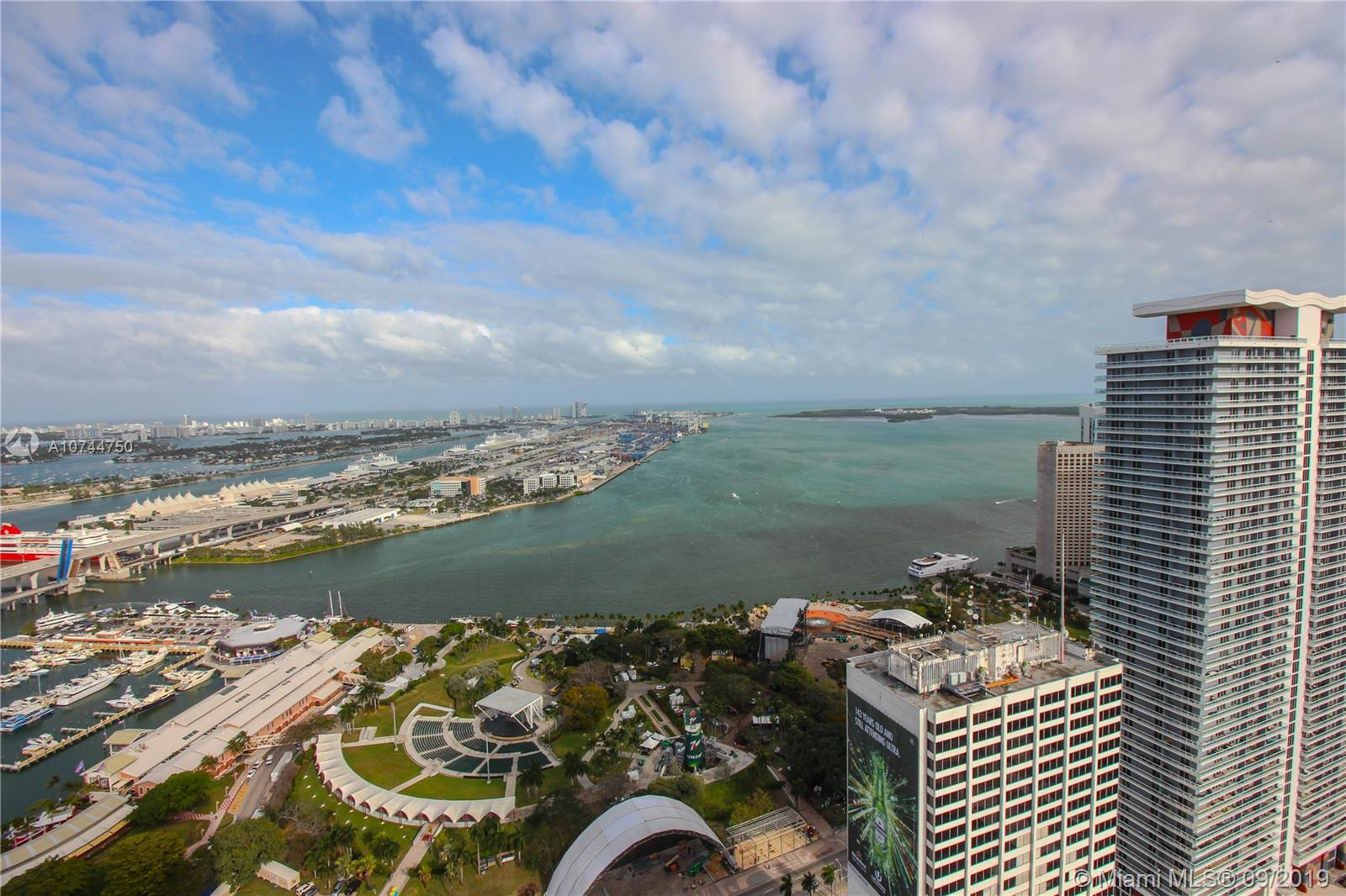 253 NE 2nd St #4908 For Sale A10744750, FL