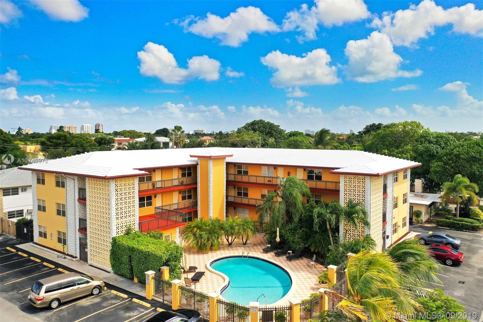 744 N E 14th Ave #15 For Sale A10740972, FL
