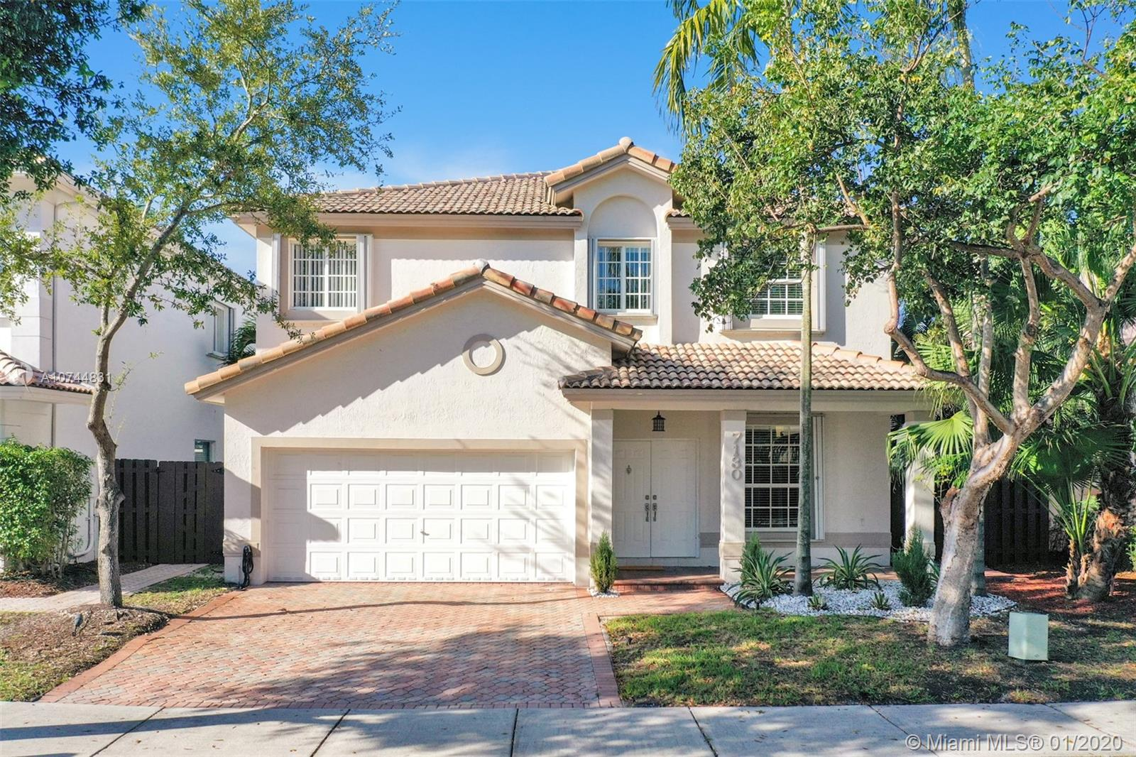 7130 NW 109th Ct  For Sale A10744831, FL