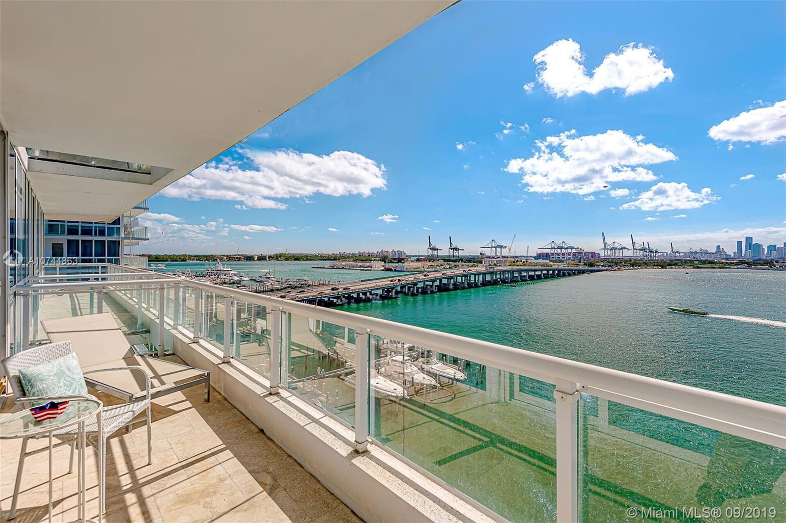 540  West Ave #812 For Sale A10744863, FL