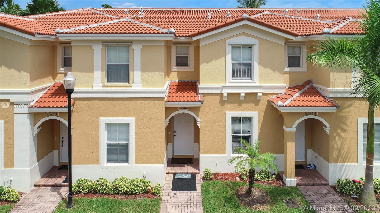 12987 SW 30 #131 For Sale A10741122, FL