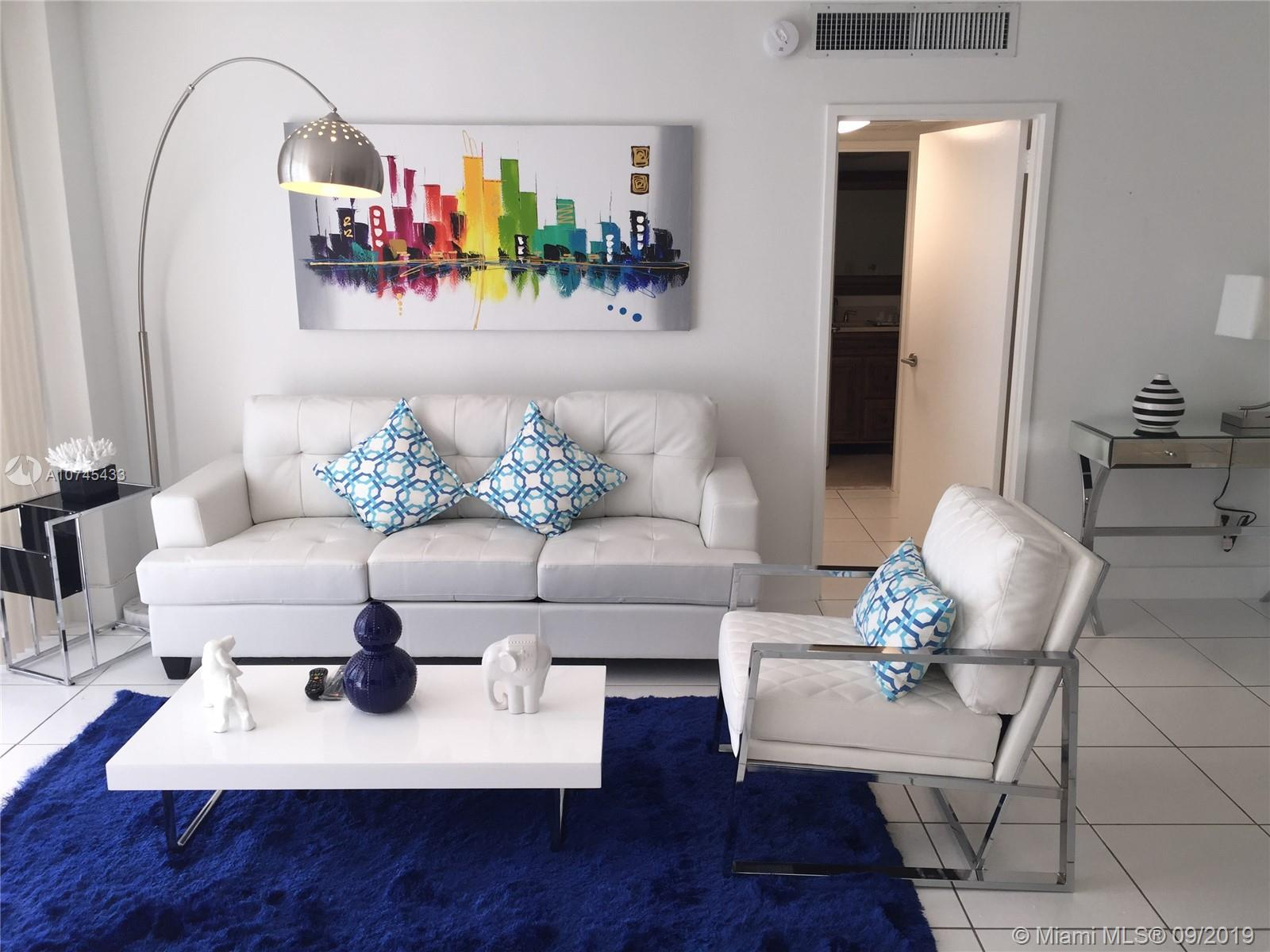 5151  Collins Ave #629 For Sale A10745433, FL