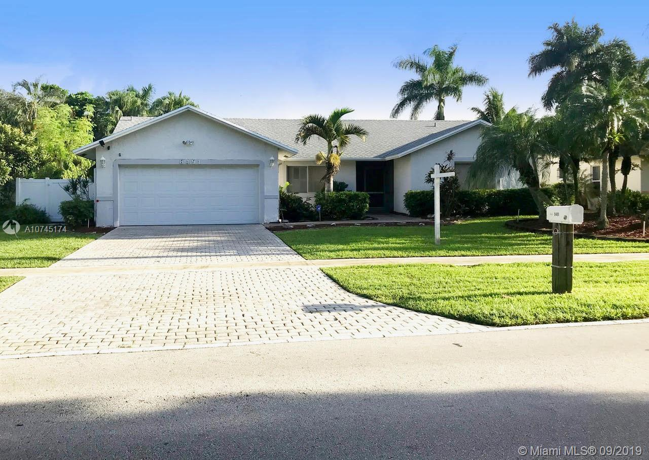 8491 SW 30 St  For Sale A10745174, FL