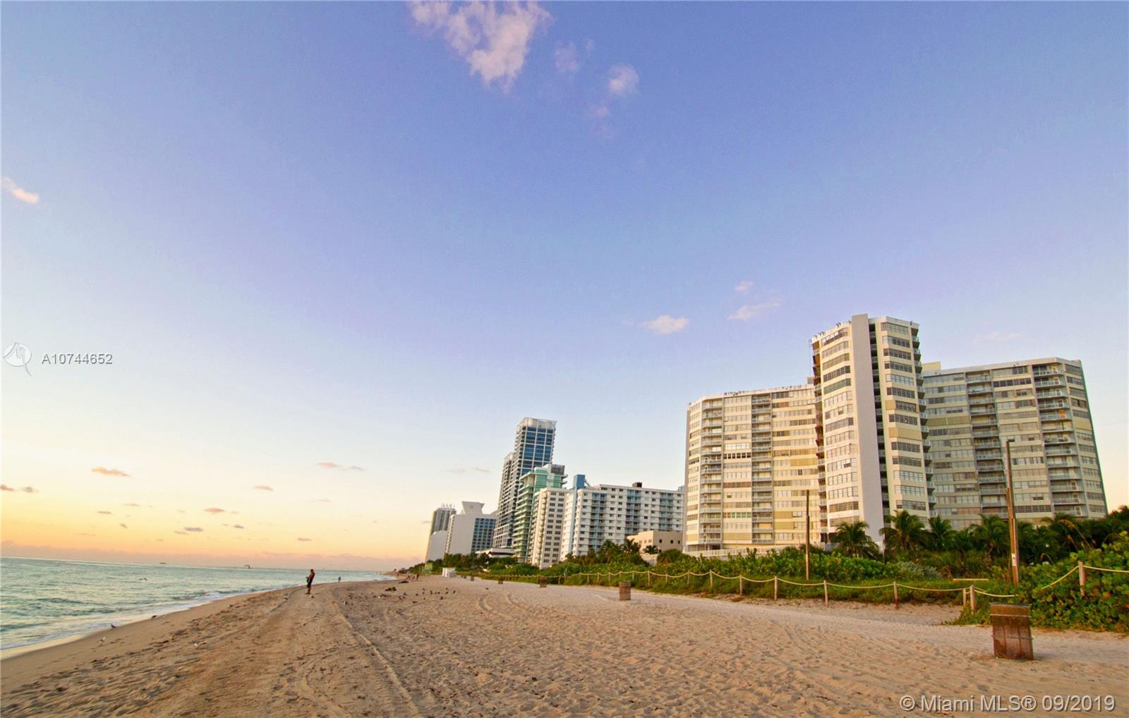 7135  Collins Ave #503 For Sale A10744652, FL