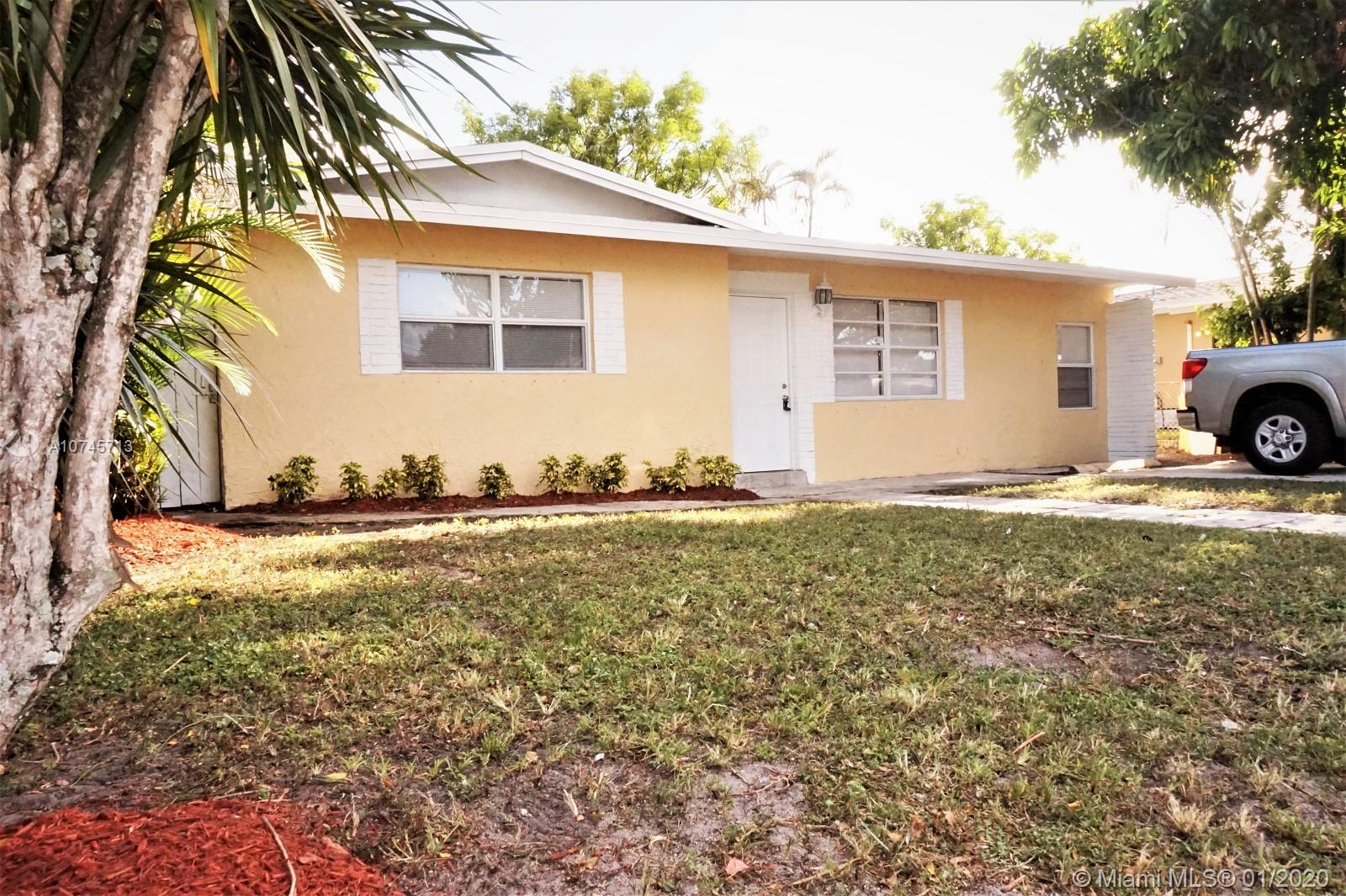 2860 NW 14th St  For Sale A10745713, FL