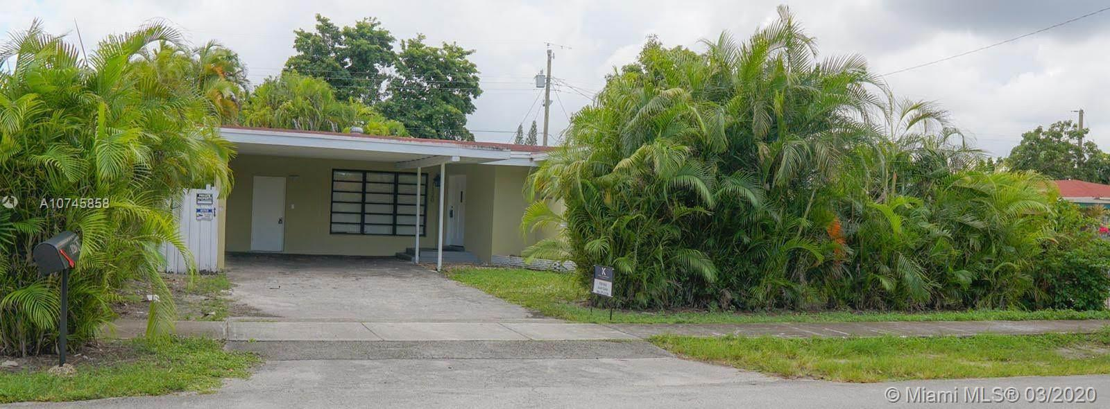 1120 NE 110th Ter  For Sale A10745858, FL
