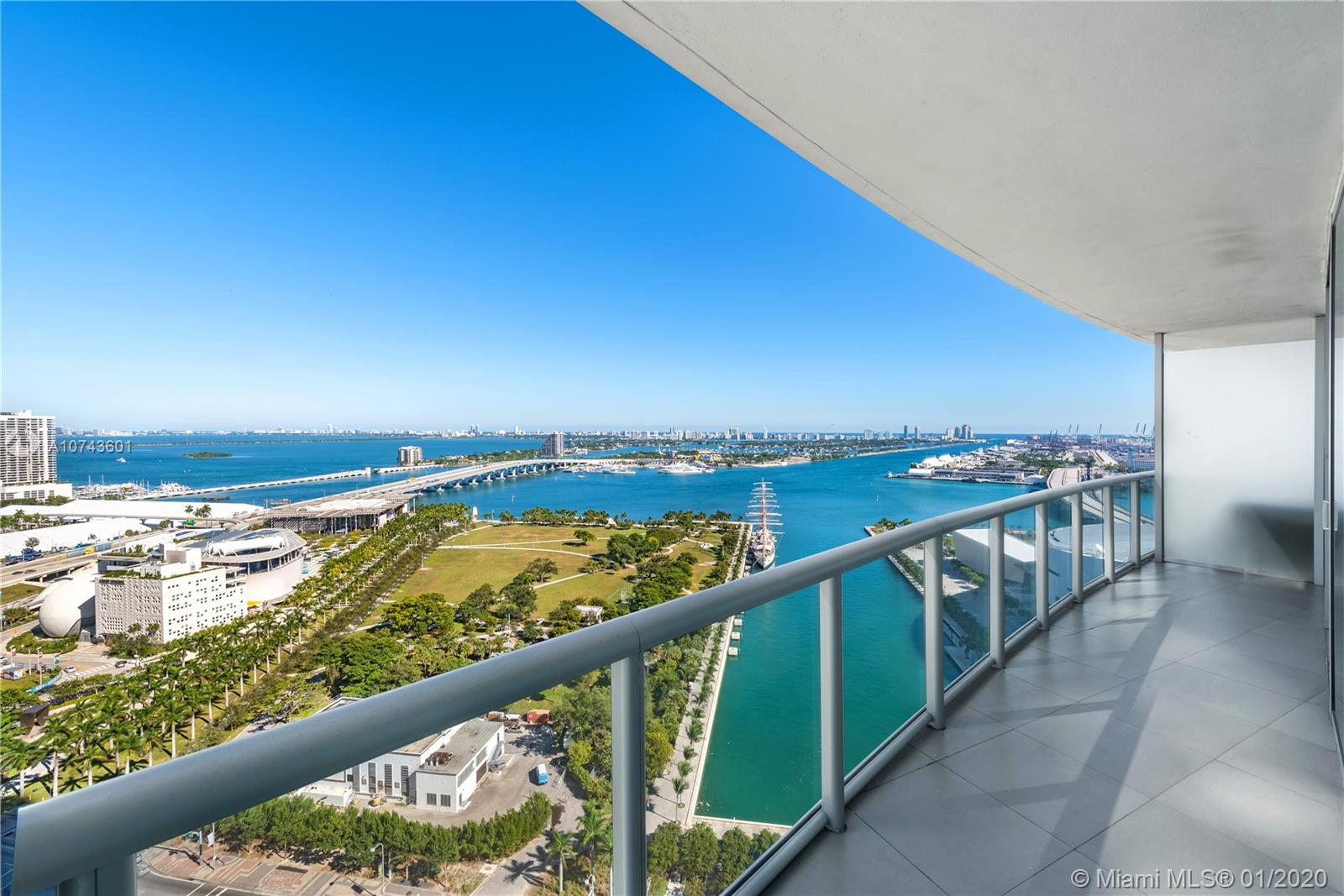 888  Biscayne Blvd #2712 For Sale A10743601, FL
