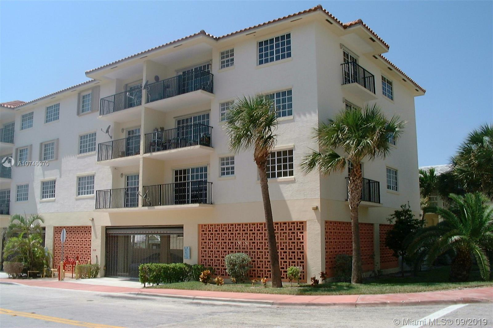 8900  Collins Ave #203 For Sale A10746070, FL